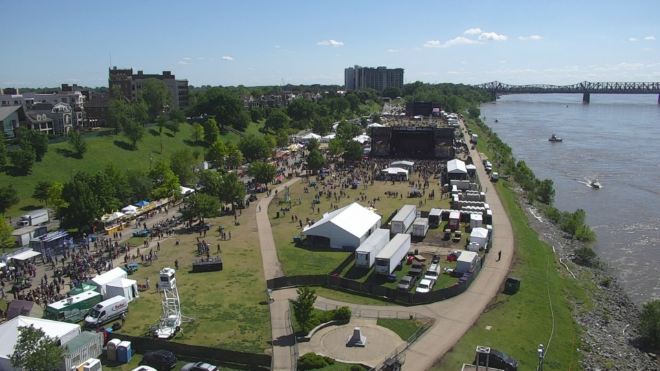 <strong>901 Drones, FedEx, Memphis Fire Department and Memphis Police Department teamed up for drone tests during the 2019 Beale Street Music Festival. Memphis International Airport is on the cutting edge of national efforts to develop rules for safe operation of drones in a variety of commercial applications.</strong>&nbsp;(Submitted)
