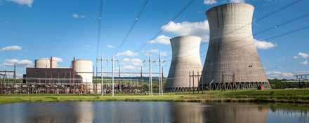 <strong>The Bellefonte nuclear power plant in Alabama would generate electrical power for Memphis Light Gas and Water Division under a proposal being pitched by a group that bought the plant from TVA at a 2016 auction.</strong><span> (TVA)</span>
