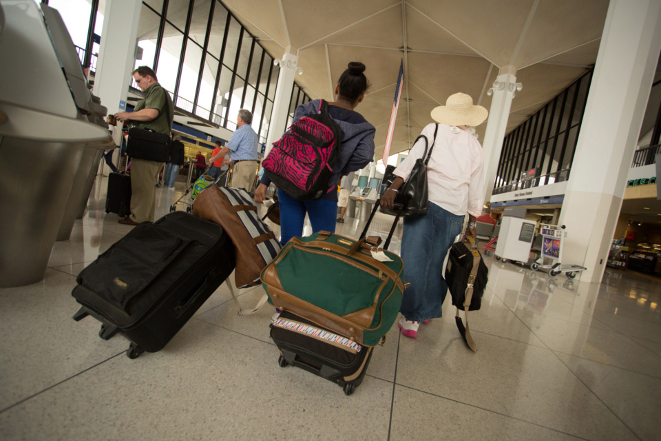 <strong>Memphis International Airport expects more than 10,000 people to pass through security checkpoints on Friday, May 24 and the economy parking garage to approach capacity over the weekend.&nbsp;</strong>(Daily Memphian file)