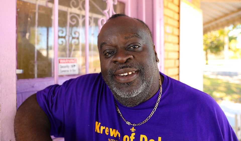 <strong>Gary Williams, chef of Krewe of DeJavu, is back in his Florida Street kitchen, where the original DeJavu started in September 2008. &ldquo;All that's really changed is that our prices are lower because we don't have that big overhead,&rdquo; Williams said.</strong> (Patrick Lantrip/Daily Memphian)