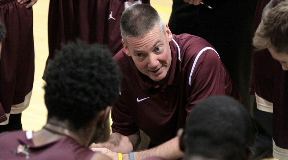 <strong>Christian Brothers University has tapped former Gannon University coach John T. Reilly to lead the Buccaneers basketball program following the recent departure of longtime coach Mike Nienaber.&nbsp;</strong>(Photo courtesy of gannonsports.com)