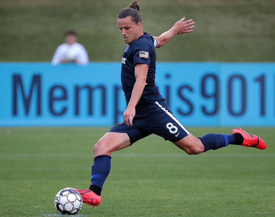 Memphis 901 FC excited about visit from Orlando City - The Daily