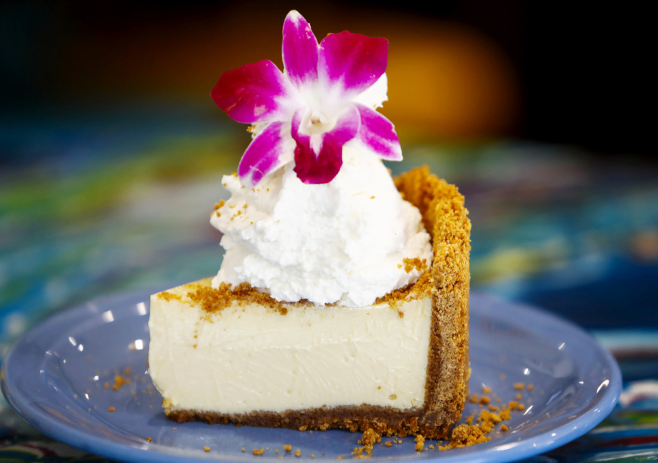 <strong>Elwood's Shells, the sister restaurant to Elwood's Shack has a decadent version of Key Lime Pie.</strong> (Mark Weber/Daily Memphian)
