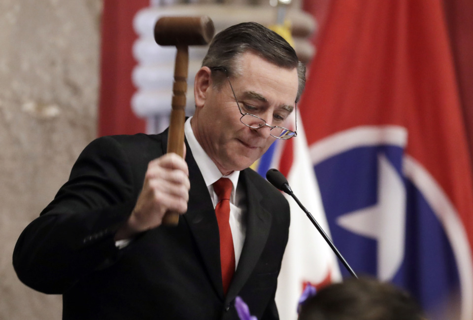 <strong>The House Republican Caucus will meet July 24 to vote on a Speaker nominee in advance of an August special session to replace Glen Casada.&nbsp;Casada is set to resign Aug. 2 in the wake of a no-confidence vote stemming from a racist and sexist texting scandal.</strong> (Mark Humphrey/Associated Press)