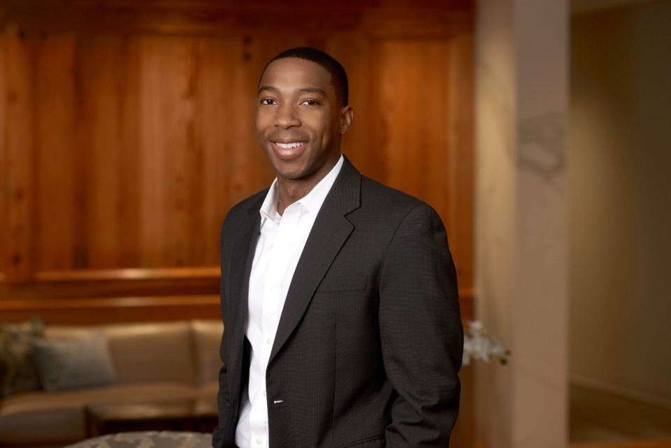 <strong>Brandon Arrindell, 33, was the first African-American student council president at Memphis University School. Now he wants to leverage his stake in the Grizzlies to help his hometown.&nbsp;</strong>(Submitted)