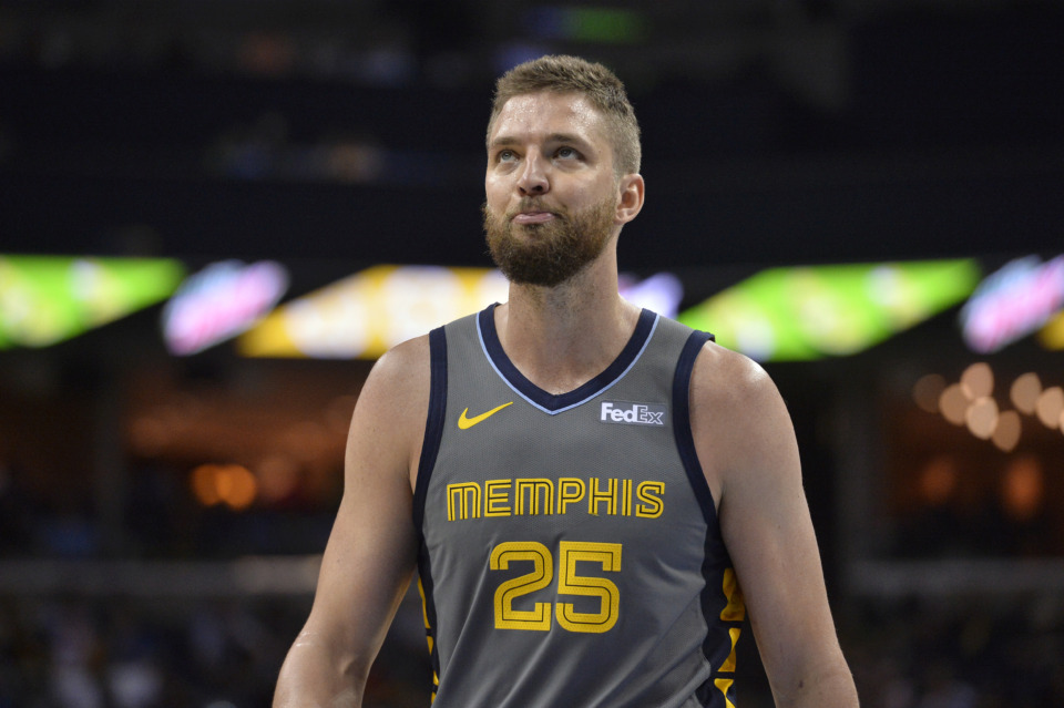 """<p class=""""p1""""><strong>The Memphis Grizzlies have agreed to trade Chandler Parsons for Atlanta Hawks&rsquo; Solomon Hill and Miles Plumlee.&nbsp;</strong>(Brandon Dill/Associated Press file)"""