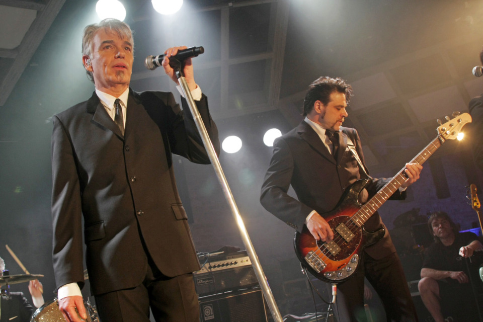<strong>Billy Bob Thornton &amp; The Boxmasters will rock the Tin Roof on Beale Saturday night.</strong> (AP Photo/Jack Plunkett)