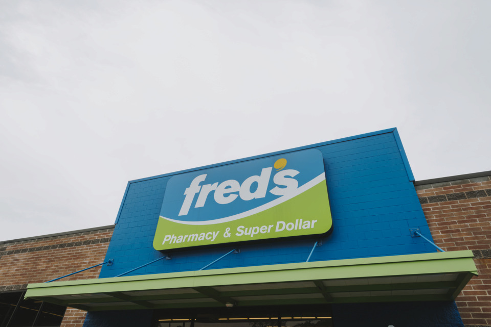 <strong>An additional 129 Fred's stores will close in an effort to refocus product mix, simplify store portfolio and repay debt. The company expects the proceeds from inventory clearance sales will be used to repay outstanding indebtedness under its revolving credit agreement.&nbsp;</strong>(Houston Cofield/Daily Memphian file)