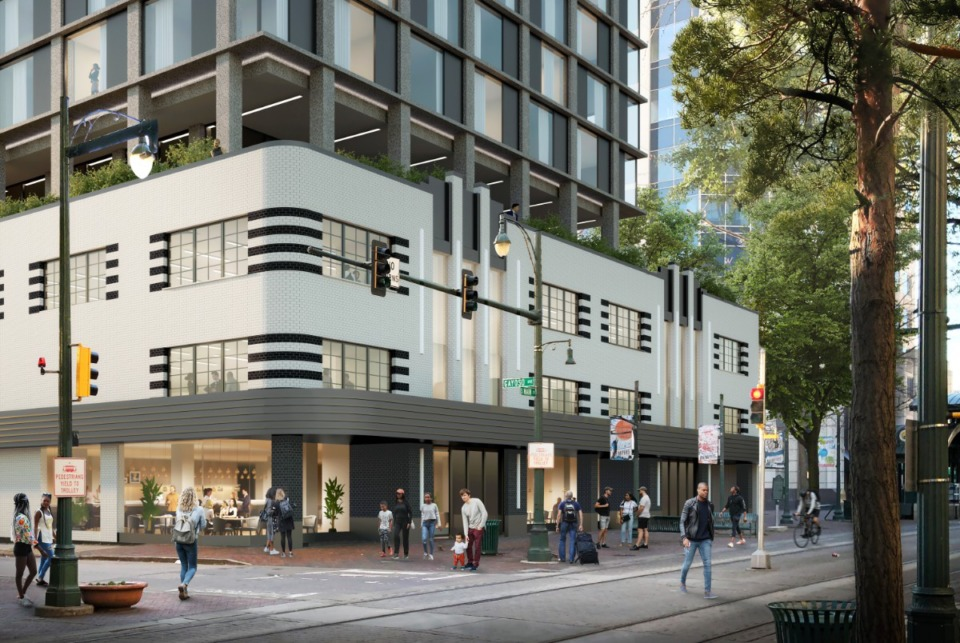 <strong>Dream Hotel Group is set to build its first hotel in Memphis at 122 S. Main that is expected to open in 2022. The hotel, Dream Memphis, will be Dream Hotels' second location in Tennessee, following the opening of a Dream Nashville earlier this year.&nbsp;</strong>(Courtesy of Dream Hotel Group)