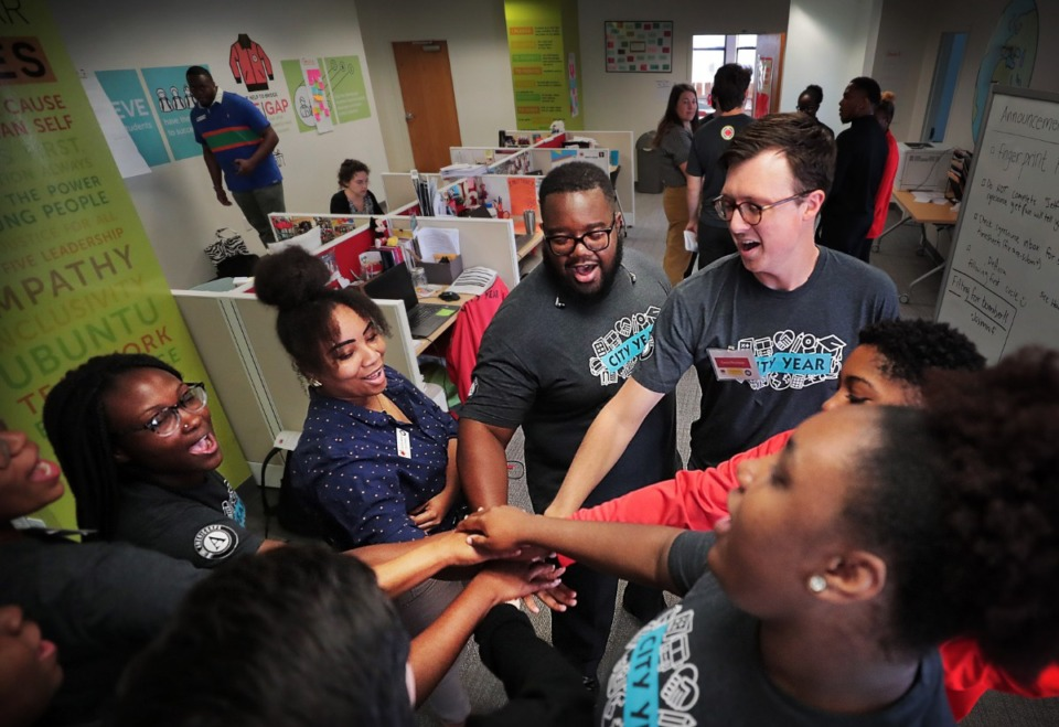 City Year program gears up for third year helping students