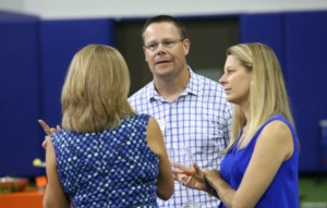 <strong>Laird Veatch, an executive associate athletics director at Florida since 2017, has been named the new <span> athletic director at&nbsp;</span><span>the University of Memphis.&nbsp;Veatch, a veteran of 25 years in intercollegiate athletics, replaces Tom Bowen.&nbsp;</span></strong>(Courtesy of UAA Communications)