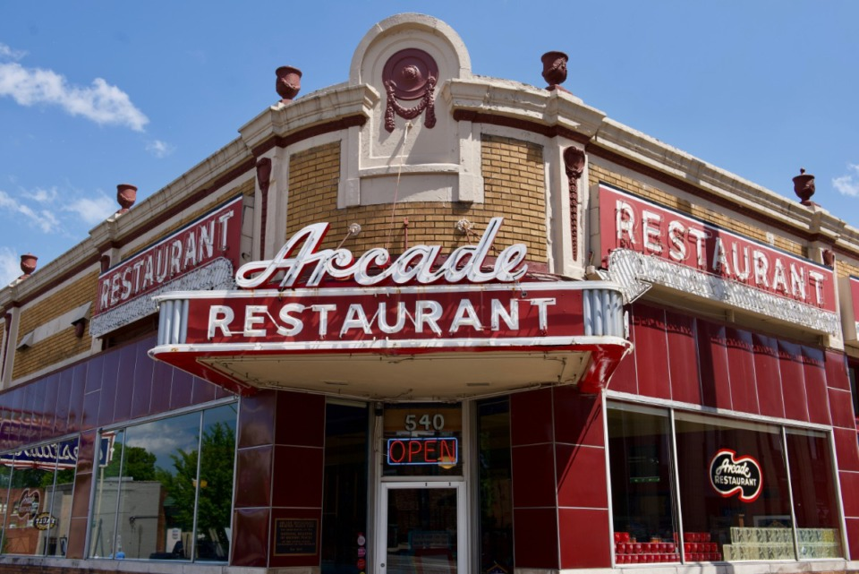 <strong>The Arcade, Memphis' oldest family-run restaurant, will celebrate its 100th year in business on Aug. 24. </strong>(Daily Memphian file)
