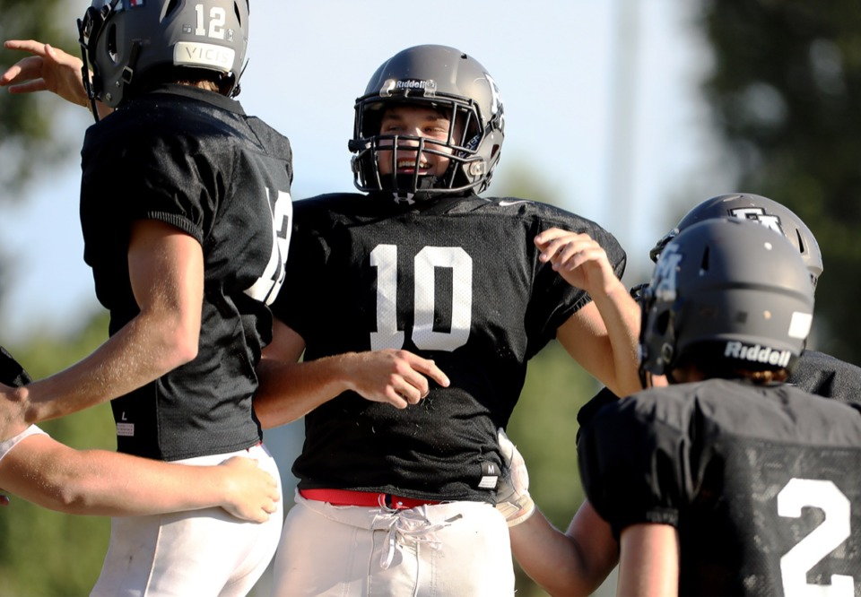 <strong>Fayette Academy's Rube Scott Rhea&nbsp;enters the season as possibly the frontrunner for Mr. Football after finishing as a finalist last year.</strong>&nbsp;(Patrick Lantrip/Daily Memphian)