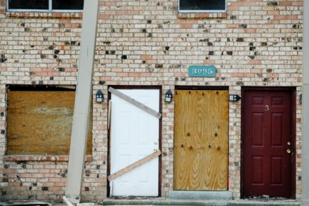 <strong>Tenants could begin moving into renovated units of the Renaissance at Steele Apartments project in Frayser&nbsp;as early as March 2020.&nbsp;Rent is expected to range from $450 to $690 per month.&nbsp;</strong>(Mark Weber/Daily Memphian)