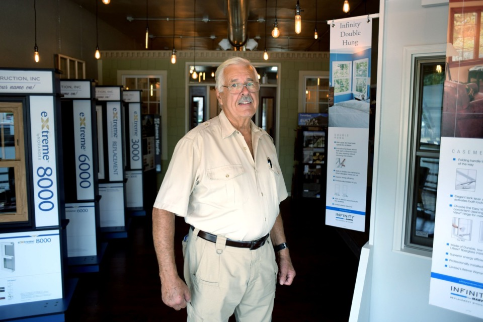 <strong>Jim Crone is founder of Crone Construction, which is opening a showroom at 798 S. Cooper.&nbsp;</strong>(Houston Cofield/Special To The Daily Memphian)