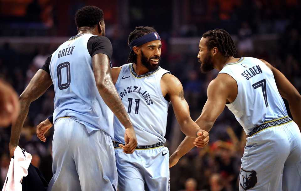 new concept 85086 26a9f Grizzlies Postgame: Conley, Gasol get offense into gear in ...
