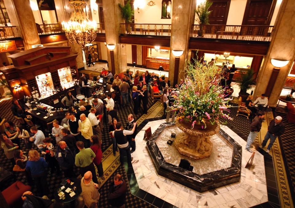 <strong>The Peabody will continue its 150th anniversary celebration Sept. 5 with a night of dining and dancing.</strong> (Daily Memphian file)