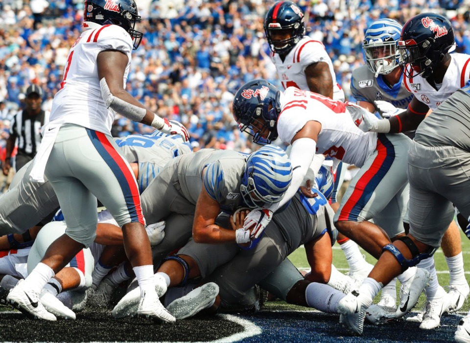 Liberty Bowl First Down Horn To Blame For Several Tigers