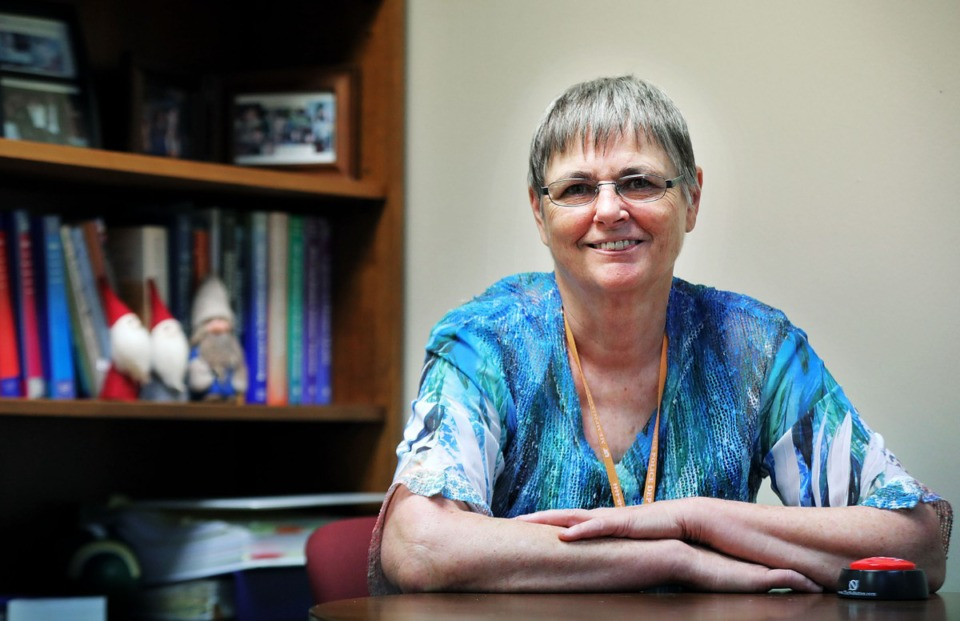 <strong>Frances A. Tylavsky, a UTHSC professor of Preventative Medicine, has co-published a study that links women exposed to high levels of air pollution while pregnant and children with lower IQs. </strong>(Patrick Lantrip/Daily Memphian)