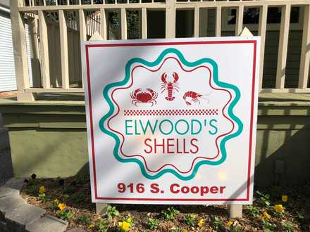 <strong>Elwood's Shells should open at 916 Cooper around Dec. 1. </strong><span>(Jennifer Biggs/Daily Memphian)</span>