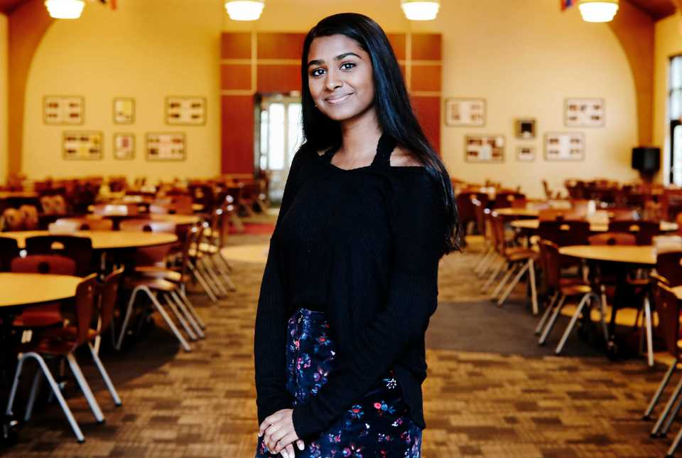 <strong>Isabel Kagoo, a sophmore at Lausanne Collegiate School, hopes to&nbsp;bring change to Tennessee schools&rsquo; curriculum surrounding vaping and e-cigarettes. &ldquo;... Vaping and e-cigarettes aren&rsquo;t discussed in health classes. I&rsquo;m focusing more on education and amending health education standards for the state of Tennessee and its suggested curriculum for districts across the state.&rdquo;&nbsp;</strong>(Houston Cofield/Daily Memphian)