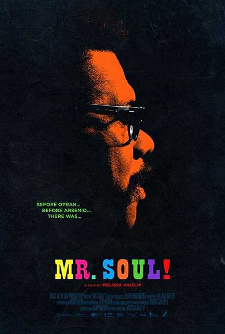 "<strong>A poster for ""MR. SOUL!,"" the opening night screening of the Indie Memphis Film Festival.</strong> (Courtesy of Indie Memphis.)"