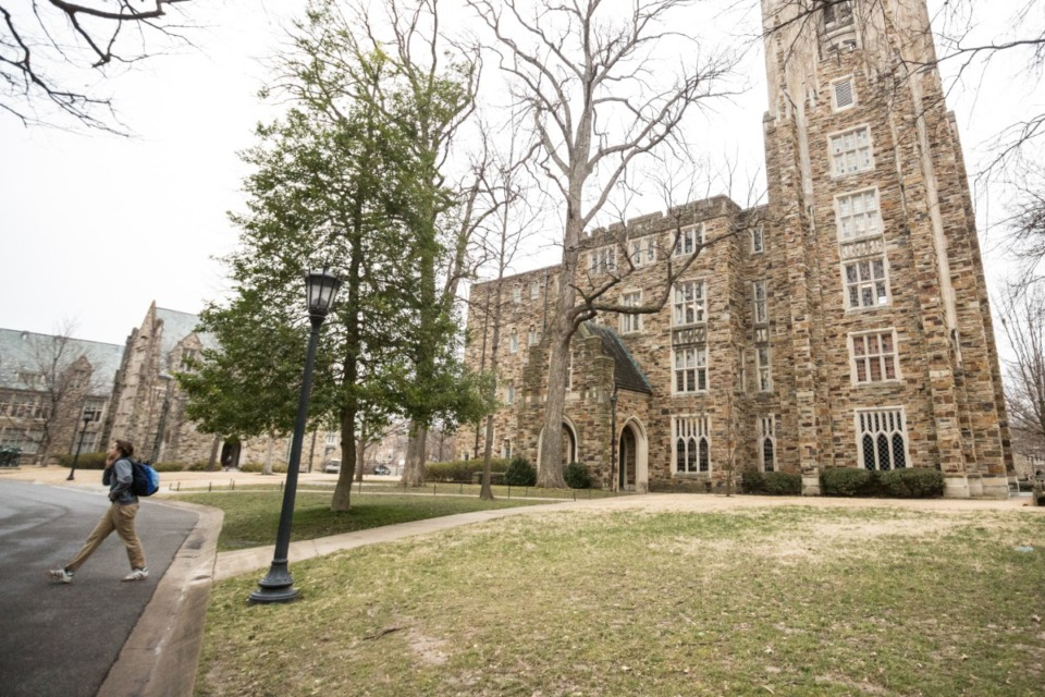<strong>Rhodes College has received a $300,000 grant from the U.S. Department of Justice to help prevent sexual assaults and other forms of interpersonal violence.</strong> (Daily Memphian file)
