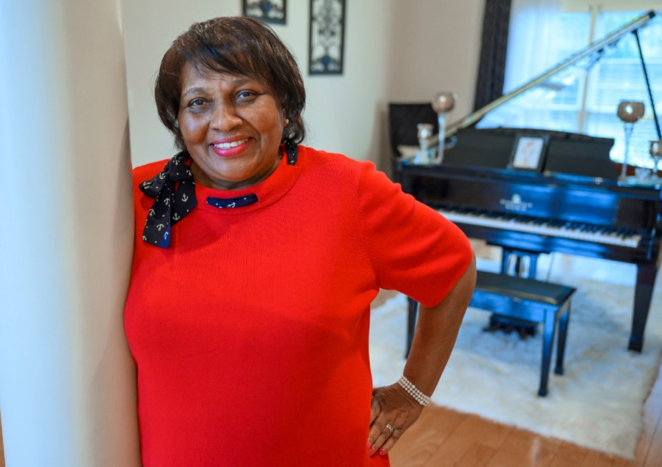 <strong>Wanda Gibbs, retired Collierville school teacher, has been selected for the Collierville Municipal School District board.</strong> (Greg Campbell/ Special to The Daily Memphian)