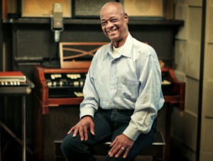 <strong>Rev. Juan Shipp, owner of defunct gospel label D-Vine Spirituals, is teaming up with Oxford-based record producer Bruce Watson to re-imagine his former label.</strong> (Jim Weber/Daily Memphian)