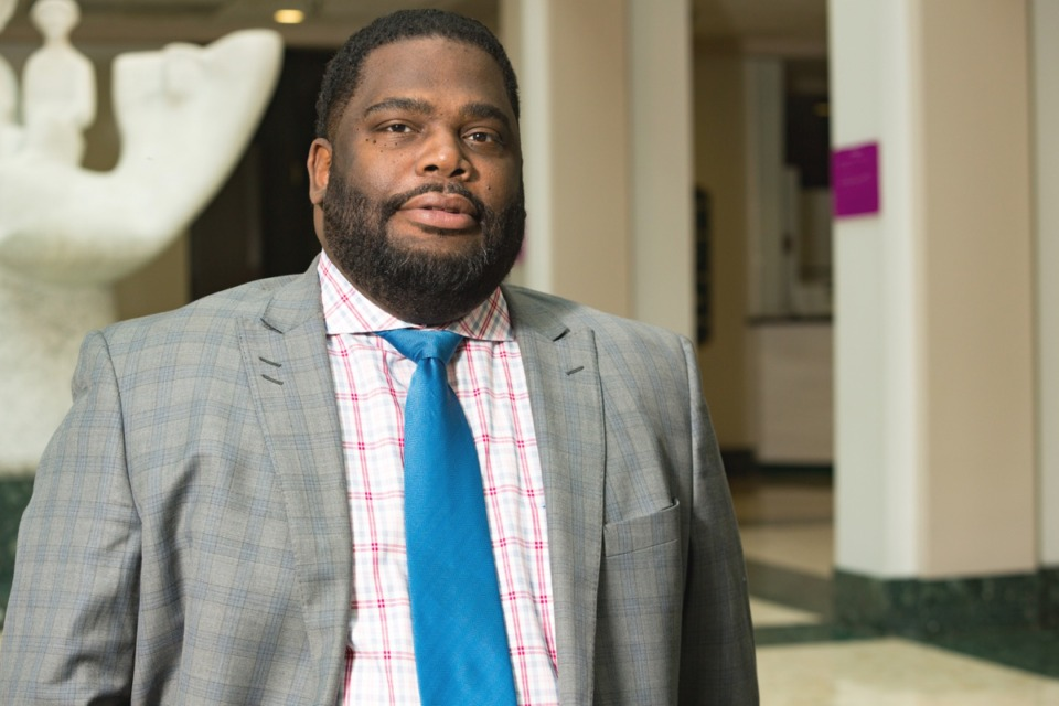 <span><strong>Led by new president Darrell Cobbins, 100 Black Men of Memphis, an organization focused on holistic improvements in black American communities,&nbsp;has a goal to have 100 active members by January.</strong> (Daily Memphian file)</span>