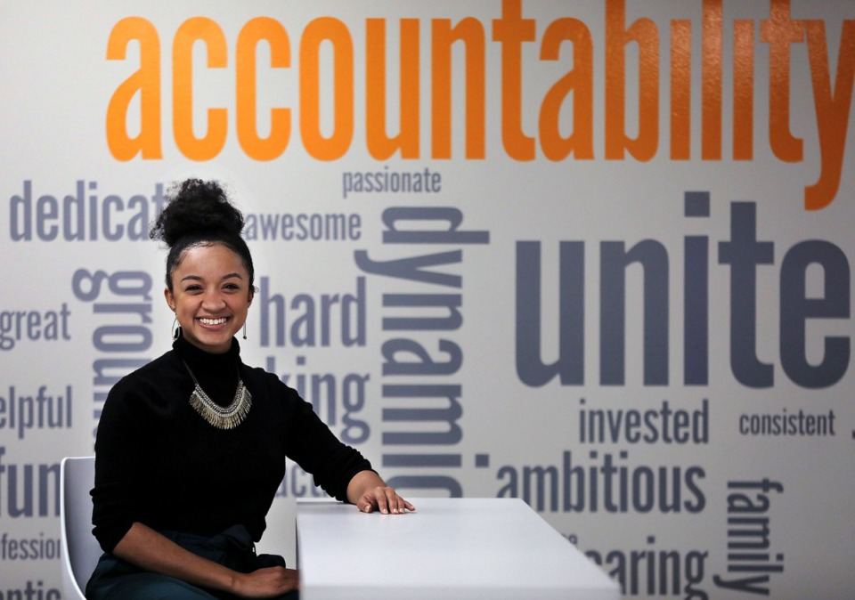 <strong>Chloe Moore,&nbsp;founder of NEXT Memphis, a Porter-Leath initiative, has been named one of the Top Young Entrepreneurs of the Forbes 30 Under 30 List. Moore, 25, was&nbsp;selected out of 15,000 applicants for the latest class.</strong>&nbsp;(Patrick Lantrip/Daily Memphian)