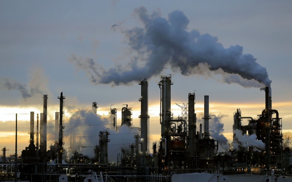 <strong>The proposed Byhalia Connection pipeline aims to connect the Valero Memphis refinery to an existing pipeline in Byhalia, Mississippi, by way of DeSoto and Marshall counties.</strong> (Patrick Lantrip/Daily Memphian)