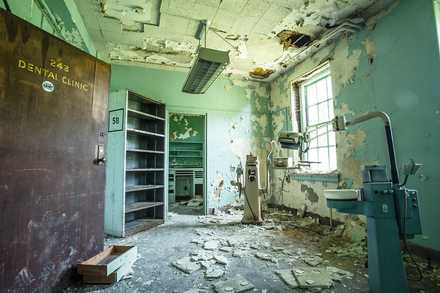 "<p class=""p1""><b>Local developer Lauren T. Crews is pursuing plans to revitalize the historic U.S. Marine Hospital into 71 market-rate apartments.</b> (Daily Memphian file)"