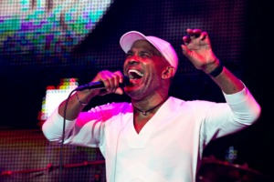 <strong>Maze featuring Frankie Beverly performs at the Essence Festival at the Mercedes-Benz Superdome on July 3, 2015, in New Orleans.</strong> (AP file photo)