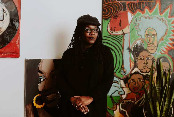 <b>Name</b>: Tonya Renee Dyson <b>Age</b>: 40 <b>Art form</b>: Singer/songwriter/creative entrepreneur &ldquo;I was interested in Artspace because I loved the idea of being surrounded by other creative individuals 24 hours a day.&rdquo; (Houston Cofield/Daily Memphian)
