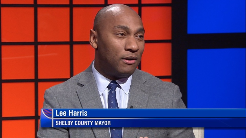 <strong>Shelby County Mayor Lee Harris joins the Jan. 10, 2020, Behind the Headlines Podcast.</strong>