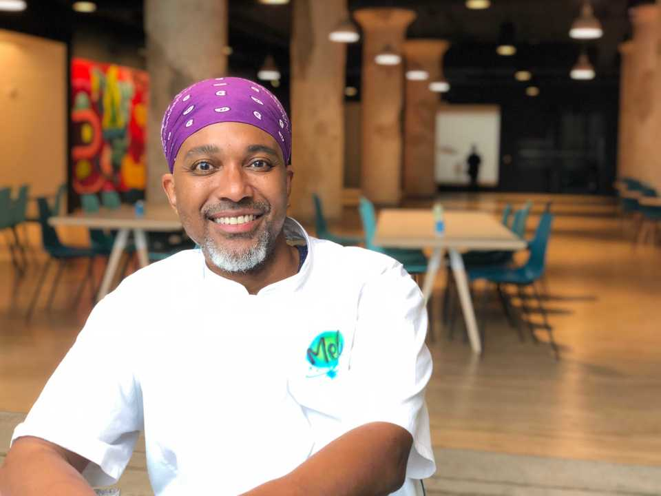 <strong>Raymond Jackson is the chef at Today &amp; Always in Crosstown Arts.</strong> (Jennifer Biggs/Daily Memphian)