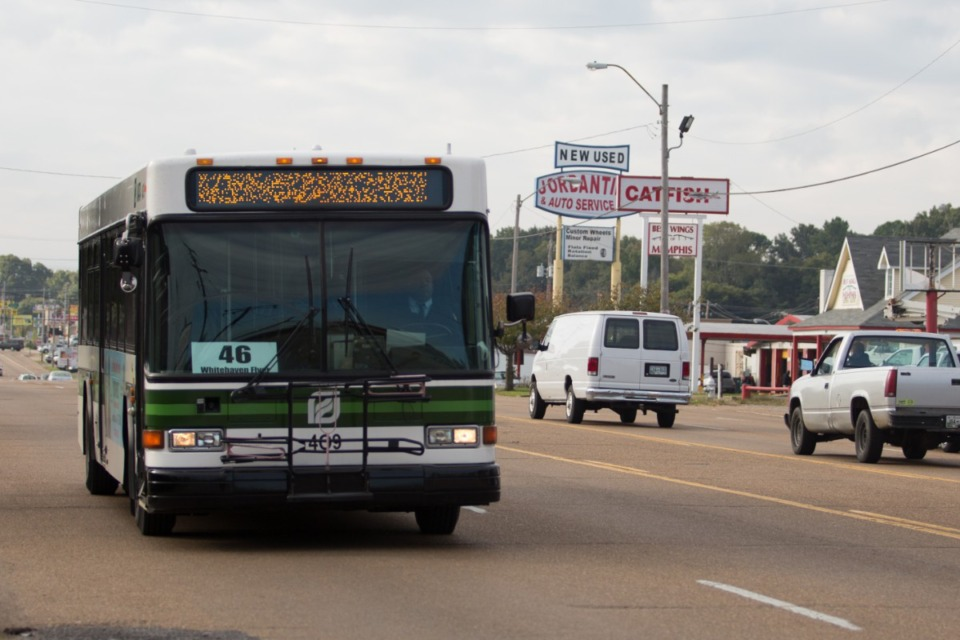 <strong><span>Environmental experts and&nbsp; business leaders addressed the County Commision about the need for improved public transit, but commissioners have been unable to iron out an agreement for funding.&nbsp; (</span></strong>File/Daily Memphian)