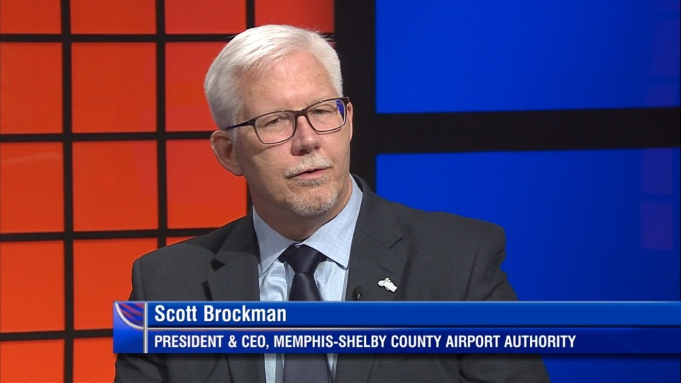 <strong>President and CEO Scott Brockman of the Memphis-Shelby County Airport Authority joins the Behind the Headlines Podcast.&nbsp;</strong>