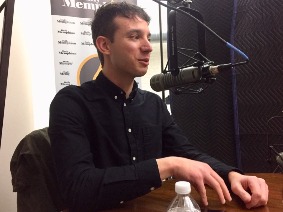<strong>Nick Talarico joins the Destination: Delicious podcast.</strong>