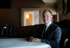 <strong>Jake Wise is the managing partner of Porch &amp; Parlor, which opens next week in Overton Square.</strong><span>&nbsp;</span>(Patrick Lantrip/Daily Memphian)
