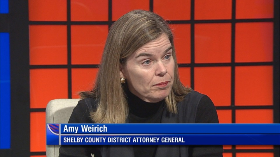 <strong>Shelby County District Attorney General Amy Weirich joins the podcast.</strong>