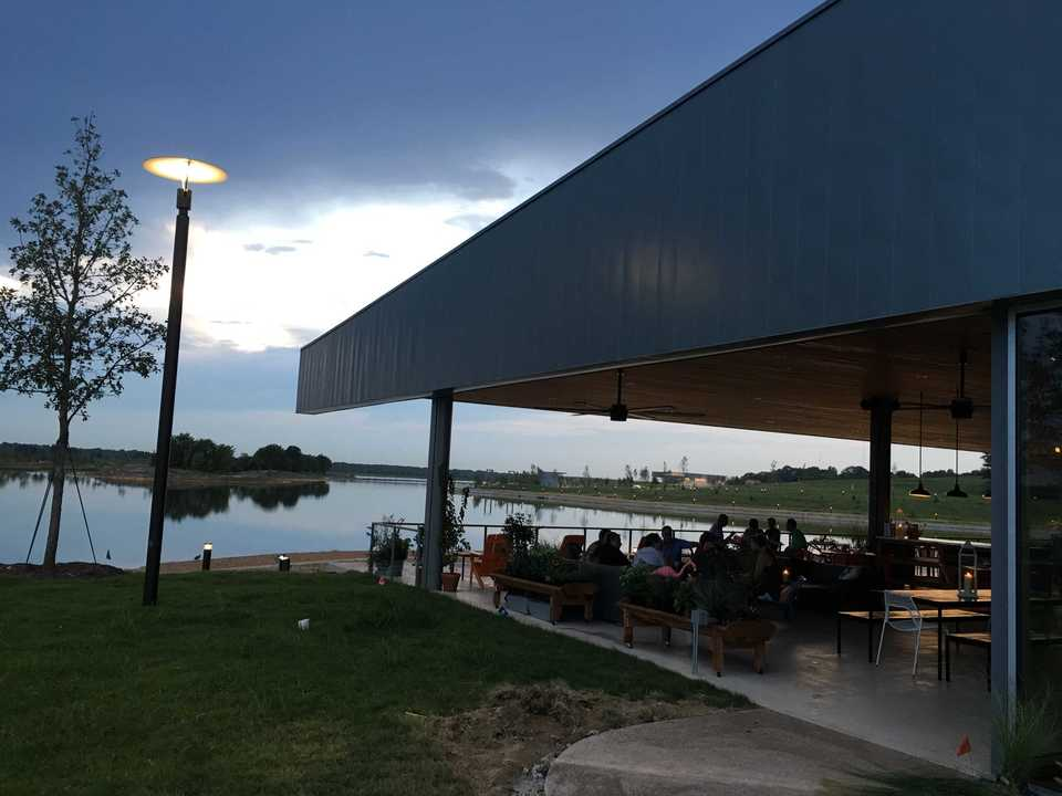 <strong>The Kitchen at Shelby Farms Park opened in August 2016 as part of a large-scale renovation of the park.</strong>&nbsp;(Jennifer Biggs/Daily Memphian)