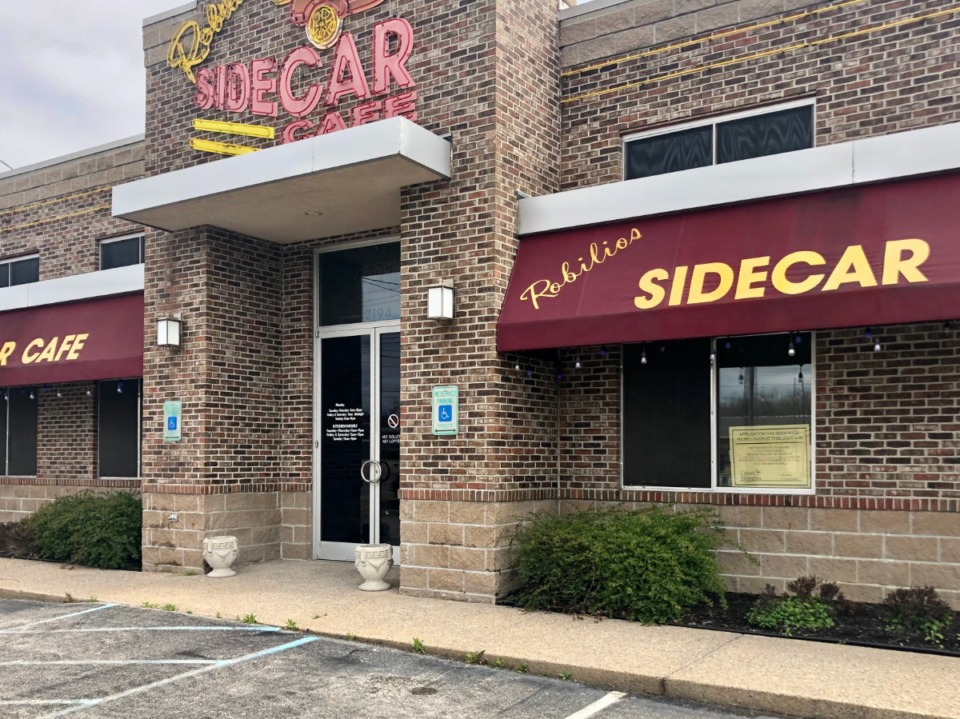 <strong>Robilio's Side Car Cafe hosts a grand opening on Saturday, March 14, 2020.</strong> (Jennifer Biggs/Daily Memphian)