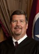 <strong>Chief Justice </strong><br /><strong>Jeff Bivins</strong>
