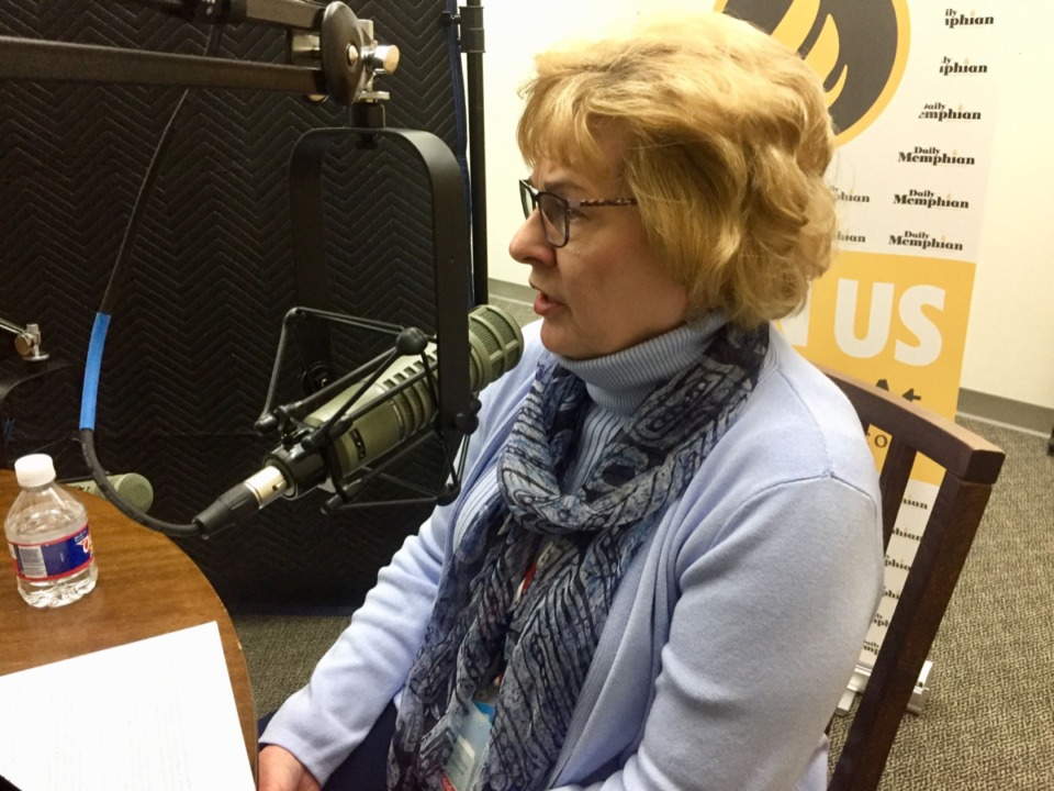<strong>Shelby County elections administrator Linda Phillips joins the Politics Podcast.</strong>
