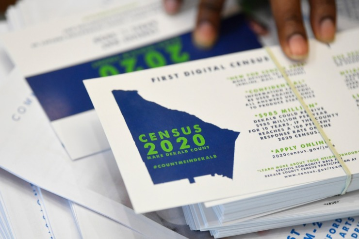 <strong>The Census Bureau said in a statement Sunday, March 15, 2020, that the deadline for ending the 2020 census at the end of July could be adjusted as needed.</strong> (AP File)