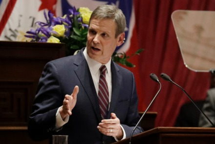 <strong>Gov. Bill Lee declared a small business disaster Wednesday, March 18. Under the declaration, Tennessee small businesses and nonprofit organizations that sustain economic problems stemming from COVID-19 will be eligible to apply for disaster loans up of up to $2 million under the Economic Injury Disaster Loan program.</strong>&nbsp;(Mark HumphreyAssociated Press file)