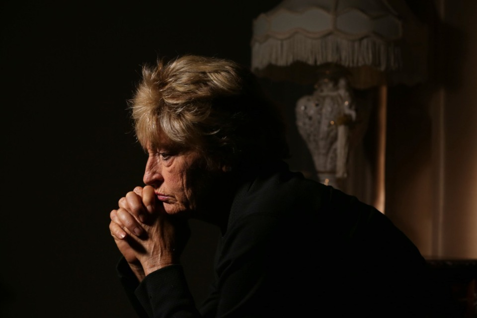 "<strong>""I have hope for justice,"" Debby Dalhoff says of her struggle to learn who raped her and what happened to her rape kit and other evidence collected at the scene of her assault.&nbsp;</strong>(Karen Pulfer Focht/Special to Daily Memphian)"