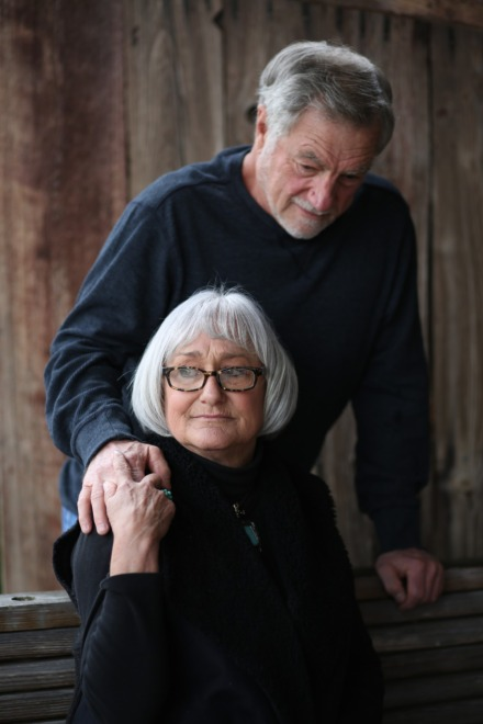 <strong>Jan Bohnet Carroll (with her husband Glenn) was living with Debby Dalhoff in 1985 when the two women were raped and tortured by a masked intruder.</strong>&nbsp;(Karen Pulfer Focht/Special to The Daily Memphian)